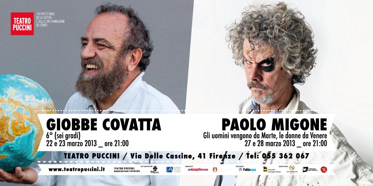 poster 6x3 Covatta Migone